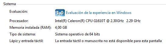 HP Proliant Gen8 Comparativa Personal 3 MV con HDD