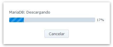 Synology Servidor Web 04 MariaDB
