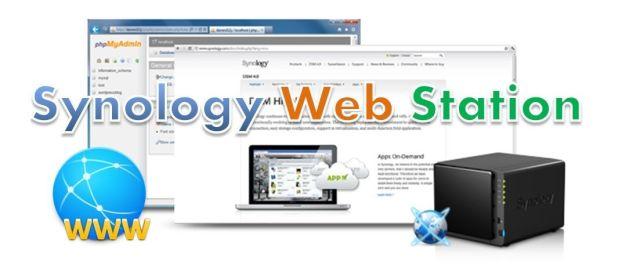 Synology Web Station