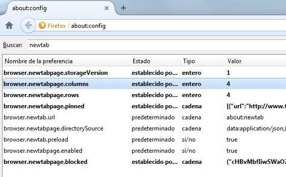 Firefox-Miniaturas