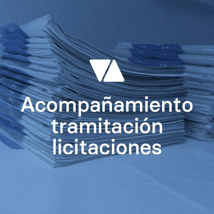 Acompañamiento Tramitación Licitaciones