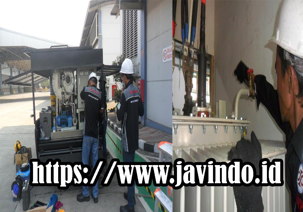 Jasa Treatment Oli Trafo Jakarta