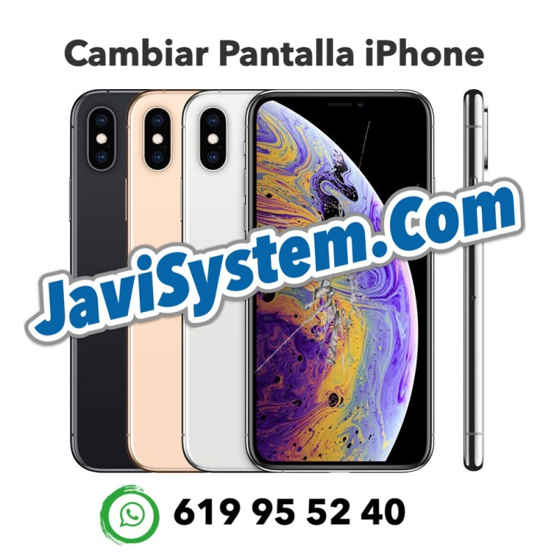 Cambiar Pantalla iPhone XS 129€