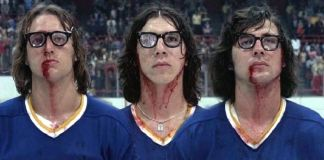 "Los hermanos Hanson en ""El Castañazo"" (""Slap Shot"", George Roy Hill, 1977)"