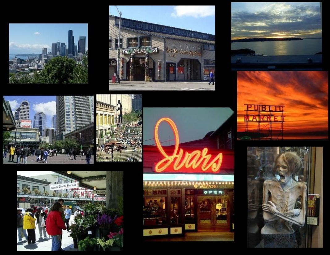 Seattle: Pike Place Market y alrededores