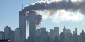 Atentado contra el World Trade Center (Torres Gemelas) de Nueva York el 11 de septiembre de 2001