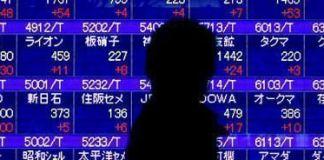 Bolsa de Tokio.