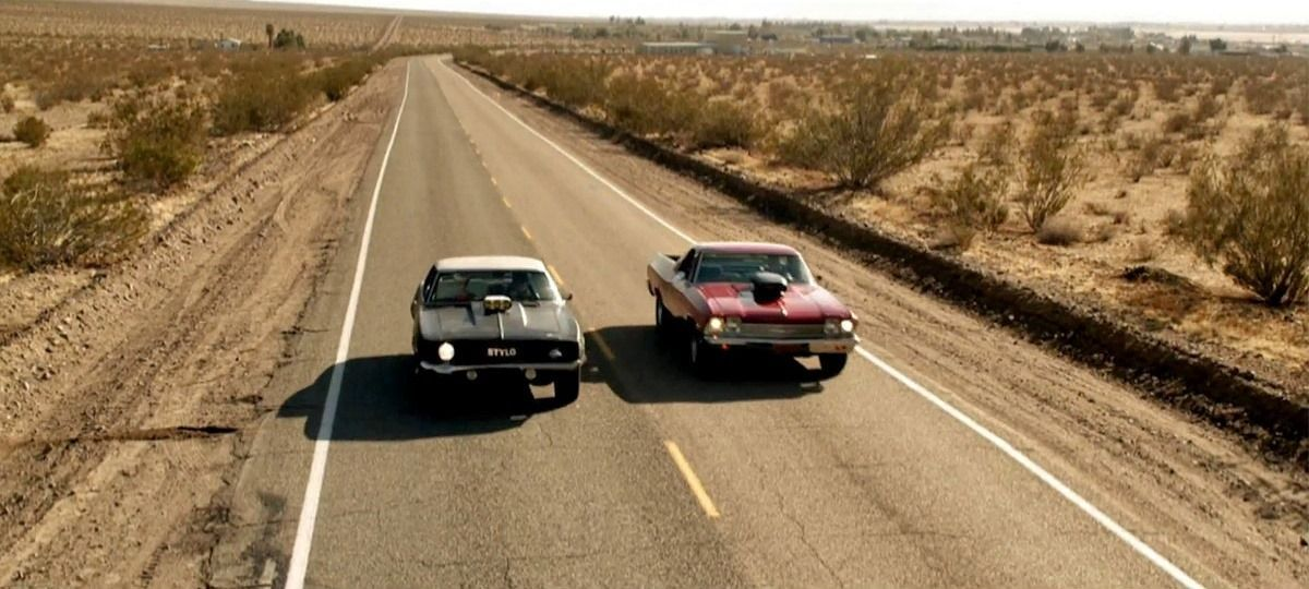 Fotograma del videoclip