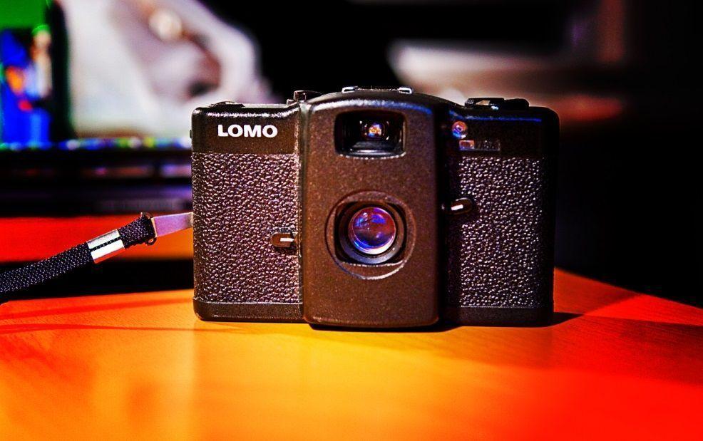 Una mítica cámara LOMO