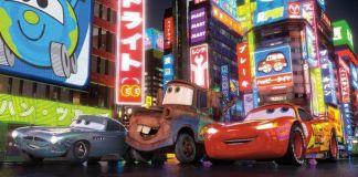 """""""Cars 2"""" en Tokio"""