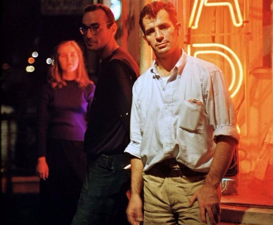 Jack Kerouac y su vida bohemia