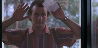 "Bill Murray en ""¿Qué Pasa con Bob?"" (""What About Bob?"" (1991)"