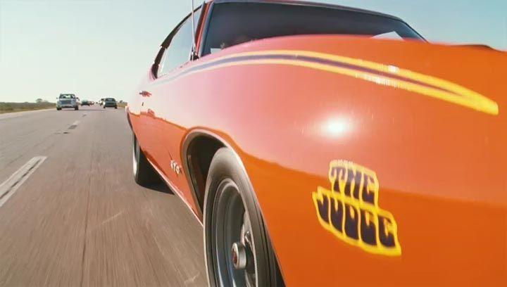 Pontiac GTO del '69 en