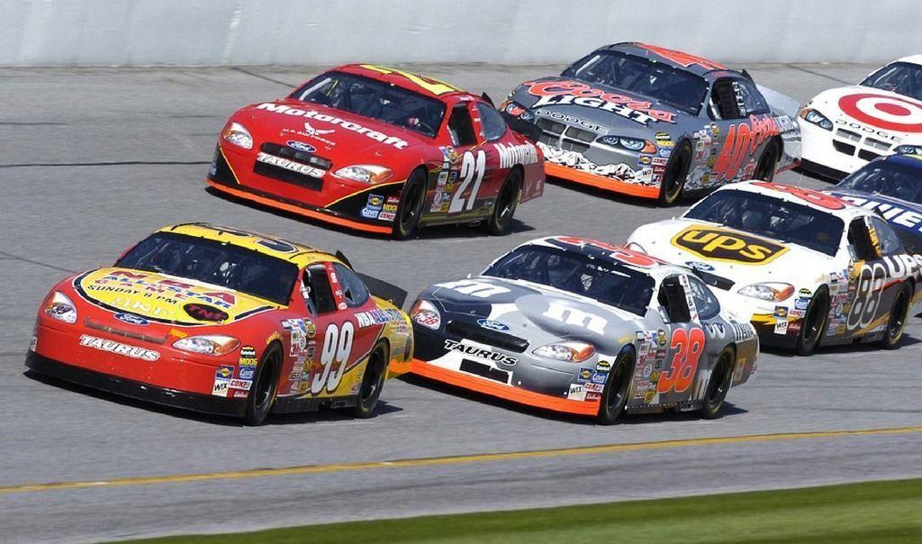 Bienvenidos a la NASCAR