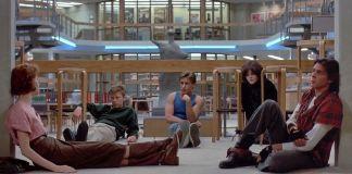 """""""El Club de los Cinco"""" (""""The Breakfast Club"""", 1985)"""