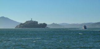 Visitas en barco a Alcatraz. (Foto de agosto de 2013)