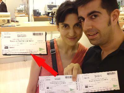 ¡¡¡ Ya tenemos las entradas !!! THE EAGLES en Madrid