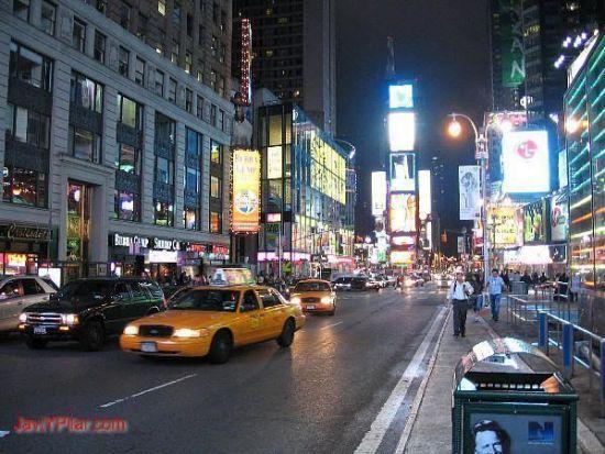 ¡¡¡ Volvemos a Nueva York !!! (foto tomada en nuestro primer viaje, en agosto de 2006)
