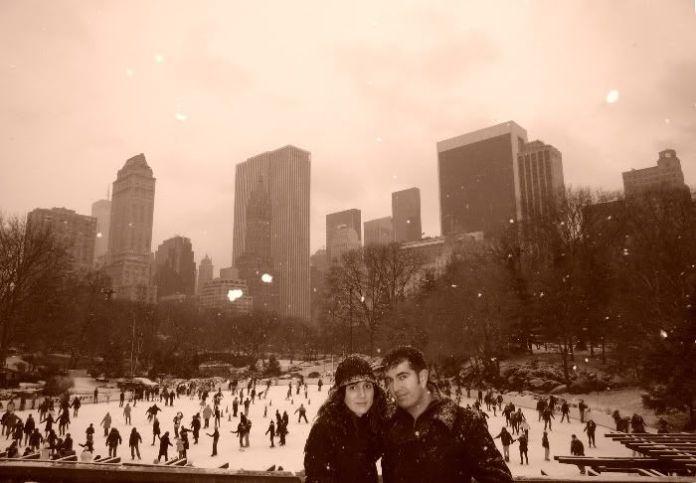 La pista de patinaje de Central Park, el momento más romántico de la película Serendipity