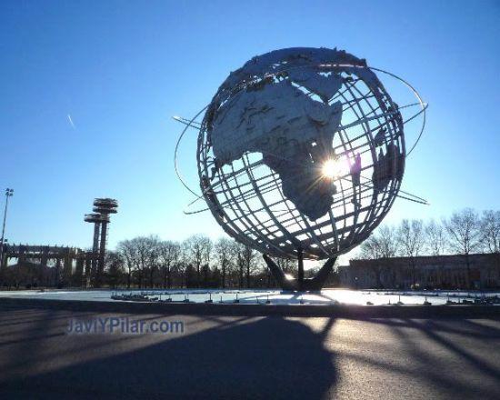 Alucinante instantánea del Unisphere, ¿eh?