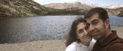 La ya mítica foto en el lago de Yosemite