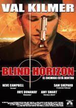 """Cartel de """"Blind Horizon"""" (2003)"""