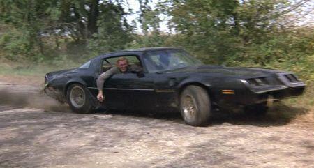 """Pontiac Firebird Trans Am de 1978 en """"Cazador a Sueldo"""""""