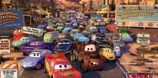 """Los coches de la película """"Cars"""" en la vida real"""