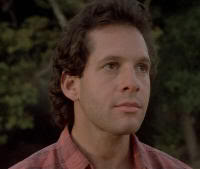 "Steve Guttenberg en ""Cortocircuito""(""Short Circuit"", 1986)"