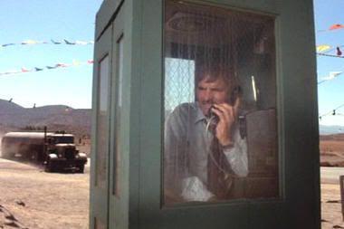 """¿Los pájaros de Hitchcock? no, """"El DiabloSobre Ruedas"""" (""""The Duel"""", 1971)"""