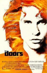 """Cartel de """"The Doors"""" (Oliver Stone, 1991)"""