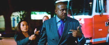 """Forest Whitaker en """"Dueños de la calle"""" (""""Street Kings"""", 2008)"""
