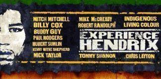 """Experience Hendrix Tour"""