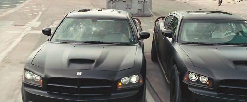 Dodge Charger en Fast Five