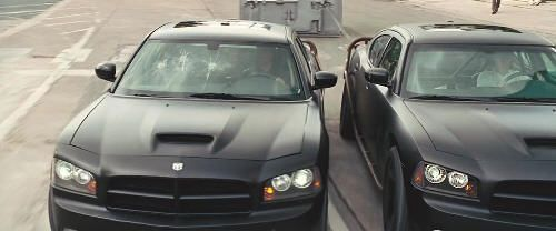 Dodge Charger en Fast Five