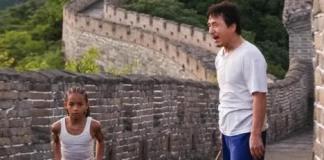 """""""Karate Kid"""" (2010)"""