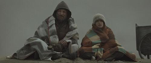 "Viggo Mortensen en ""La Carretera"" (""The Road"", 2009)"