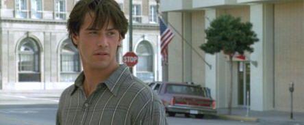 "Keanu Reeves en ""Le Llaman Bodhi"" (""Point Break"", 1991)"