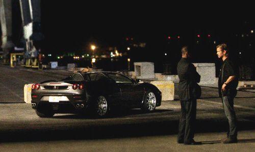 """Ferrari de """"Corrupción en Miami"""" (""""Miami Vice"""", 2006)"""
