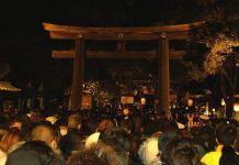 Hatsumōde (初詣), la primera visita del año al templo en Japón