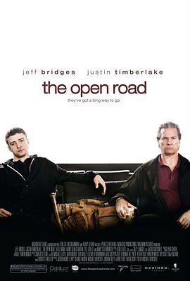 """Cartel de """"The Open Road"""" (2009)"""