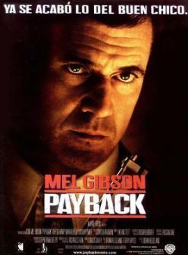 "Cartel de ""Payback"" (1999)"