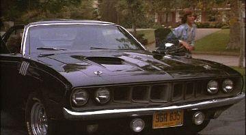 "Barracuda de 1971 en ""Phantasma"" (""Phantasm"", 1979)"