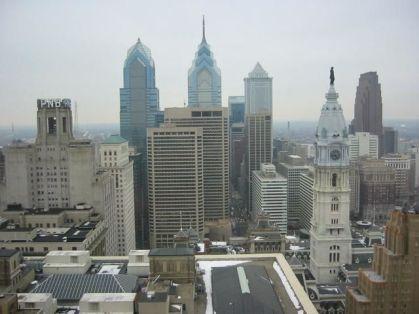 Aérea de Filadelfia
