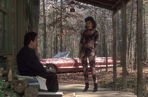 """Toc, toc, mi reloj biológico"". Preciosa Marisa Tomei en ""Mi primo Vinny"" (""My cousin Vinny"", 1992)"