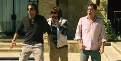 """R3sacón"" (""The Hangover Part III"")"