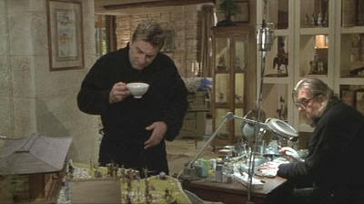 "Robert De Niro en ""Ronin"" (John Frankenheimer, 1998)"