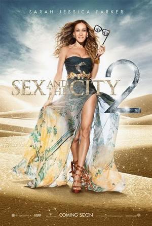 """""""Sexo en Nueva York 2"""" (""""Sex and the City 2"""", 2010)"""