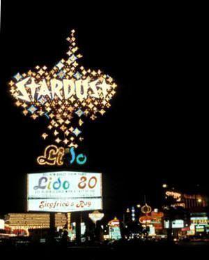 El Stardust en 1980