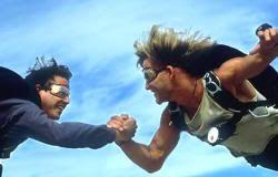 Swayze y Reeves: lealtad hasta el final